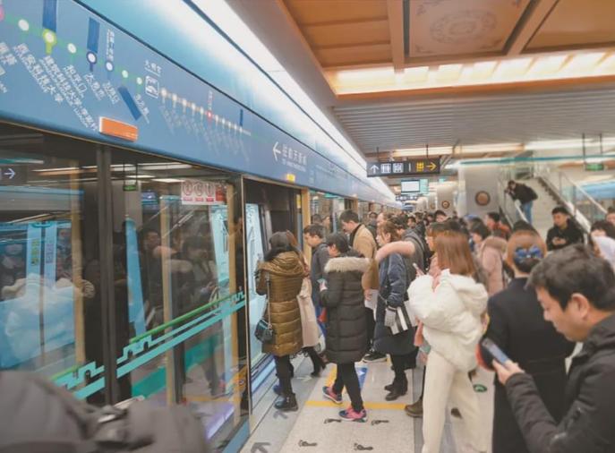 西安地铁5、6、9号线号线预计年底开通