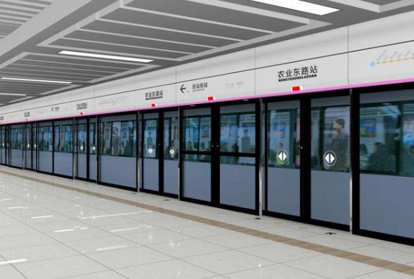 山东正在修建一条新地铁,全长大约30公里,预计2021年能够通车