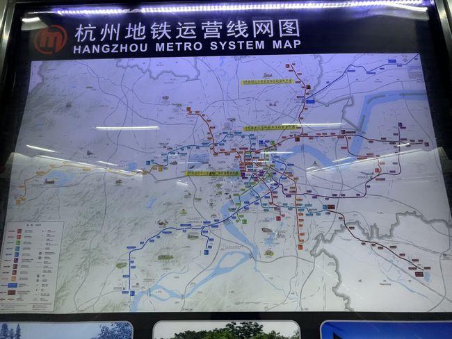 杭州地铁四期又来 哪里成地铁房?哪些线路被砍?谁成最大赢家?