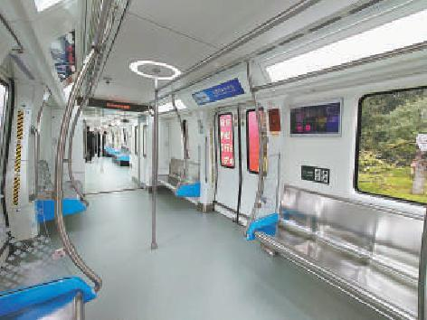 """中国地铁列车""""驶""""入标准化时代"""