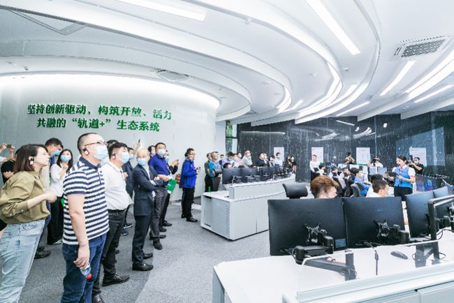 国内首个!深圳地铁全自动运行试验中心投用