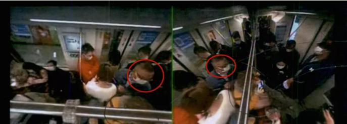五旬无业男子来回坐地铁18次,偷窃1800元获刑一年